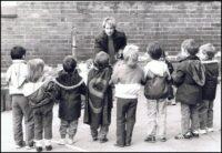 Outdoor play at Berridge Nursery