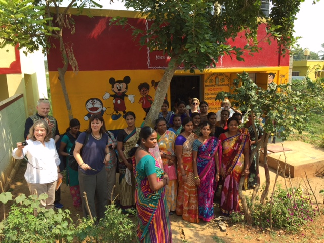 India – Bringing care and education together