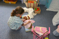 Baby role play